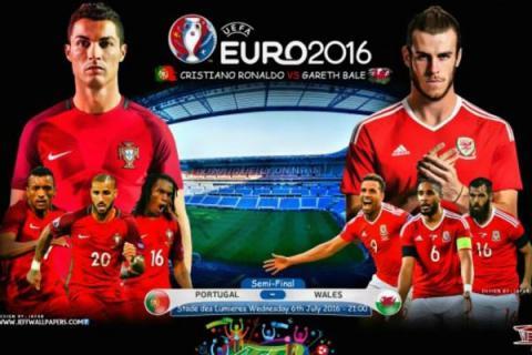 На Євро-2016 сьогодні відбудеться перший півфінал