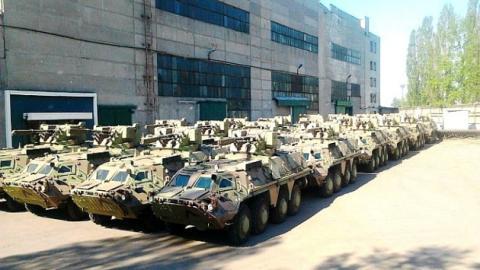 «Укроборонпром» передав ЗС України 1067 одиниць озброєння та військової техніки