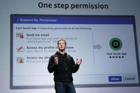 Facebook створює функцію таємного діалогу