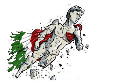 """Італійська економіка """"втратить 20 років"""" зростання"""