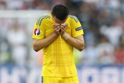 Україна в рейтингу ФІФА впала на 30 місце