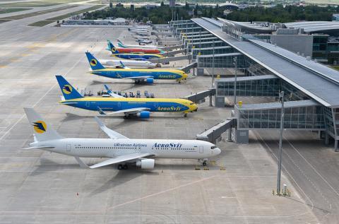 Українці стали значно більше літати