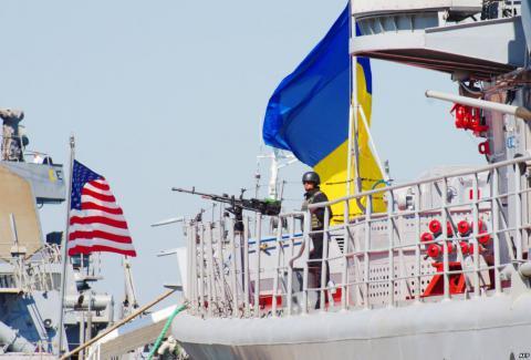 """Сьогодні почались  українсько-американське навчання """"Сі Бриз-2016"""""""