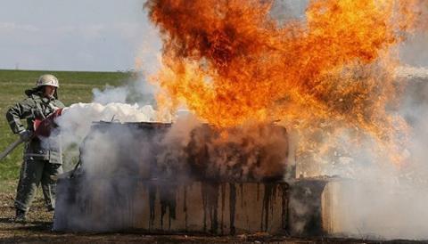 На загальновійськовому полігоні на Миколаївщині стався вибух