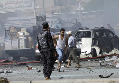 Під час серії терактів у Багдаді загинули щонайменьше 8 осіб