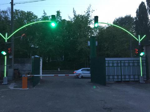 В Києві встановлять новий вид світлофорів