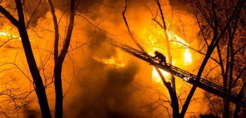 У столиці до 1 серпня очікується переважно висока пожежна небезпека