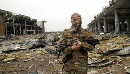 На Донбасі загинули сім бойовиків