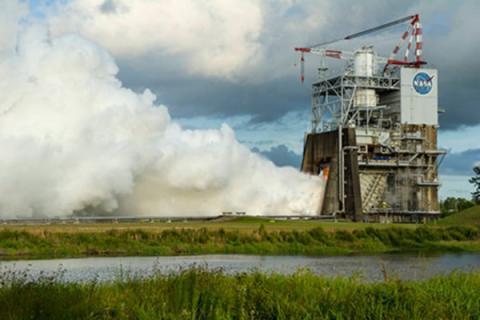 NASA успішно випробувало двигун для польоту на Марс