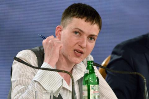 Савченко знову голодуватиме
