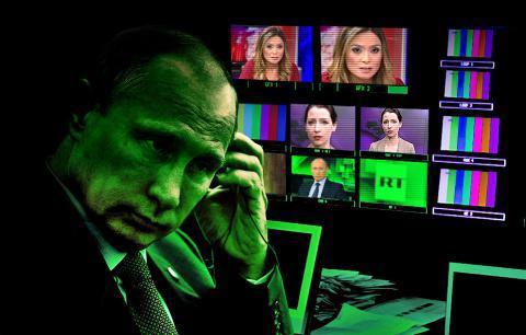 Кремль збільшив фінансування пропаганди у Великобританії