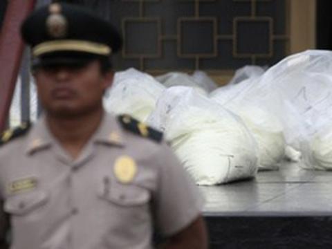 В Колумбії знищили сотню лабораторій з виробництва кокаїну