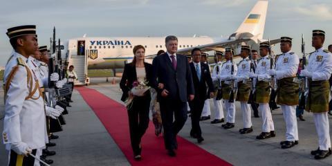 Київ готовий до співпраці з Малайзією в космічній і авіаційній сферах