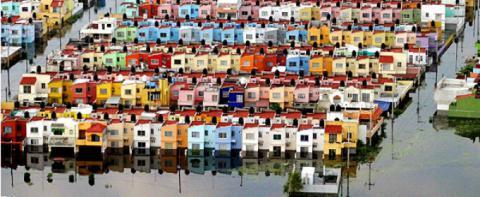 Повінь в Мексиці забрала життя понад 45 осіб