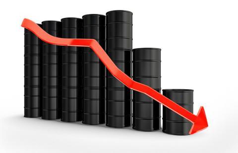 Ціна нафти знову падає