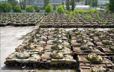 В Харкові випустини вчетверо більше танків, ніж торік