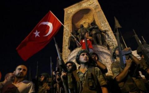 В Туреччині 16 тис. осіб залишаються під арештом за спробу перевороту