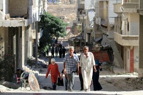 МЗС евакуює українців з Алеппо