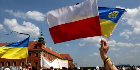 Українці матимуть 100 тисяч посвідок на проживання у Польщі у цьому році