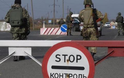 Два пропускні пункти прикордонників на Донбасі обстріляли