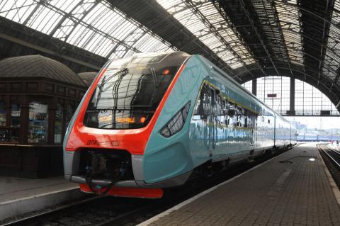 Укрзалізниця знову хоче закупити нові швидкісні поїзди