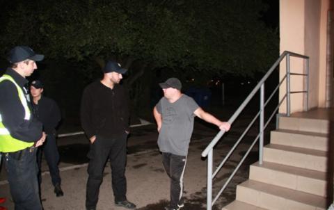 В Мукачево затримали п'яного суддю за кермом BMW