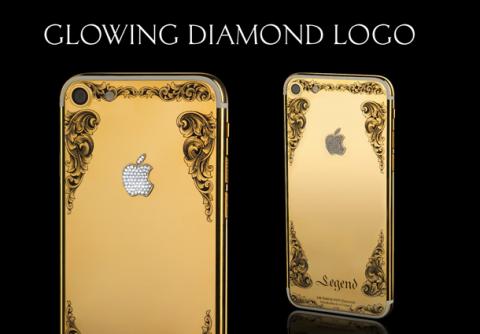 Фіни продають iPhone 7 із золота та діамантів