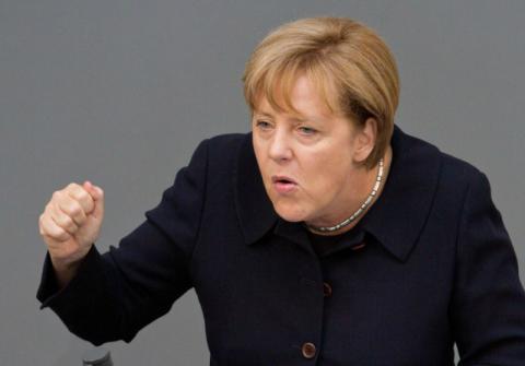 Меркель вимагає прогресу в реалізації мінських угод