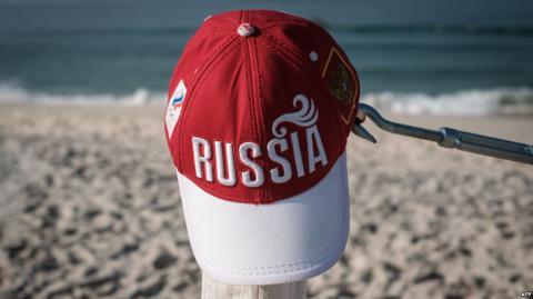 Російським паралімпійцям заборонили участь в Олімпіаді