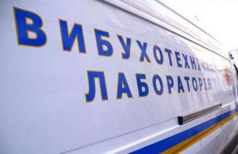 На Київщині вибухнула будівля райдержадміністрації