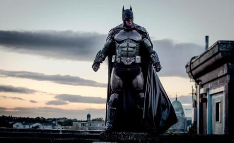 Суперфункціональний костюм Бетмена потрапив до Книги рекордів Гіннеса (ВІДЕО)