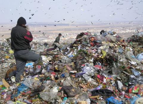 Побачив сміттєзвалище - фотографуй і контролюй місцеву адміністрацію