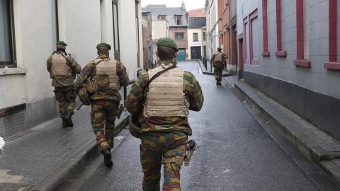 В Брюсселі підірвали повний вибухівки автомобіль