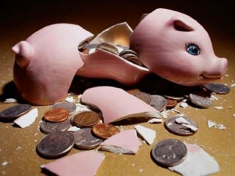Доходи вітчізняних банків зменшилися на 60%