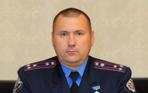 Екс-головний міліціонер Одеси вийшов з СІЗО
