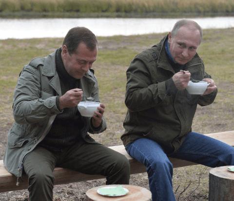 """ГПУ """"працює"""" над притягненням до відповідальності Путіна і Медведєва"""
