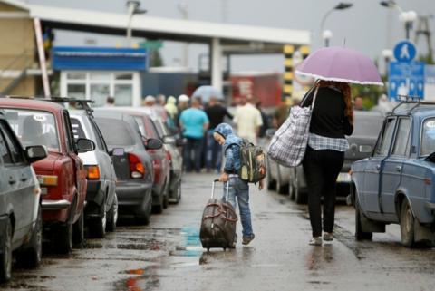 Єдиних даних про кількість внутрішньо переміщених осіб в Україні немає
