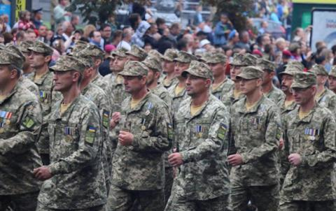 У ЗС України тривають масштабні збори з резервістами