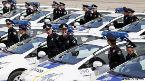 В патрульній поліції залишається понад 1000 вакансій