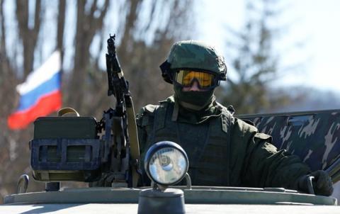 До Донецька приїхали мйже півтисячі російських військових