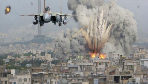 США завдали авіаударів в центральній частині Ємену