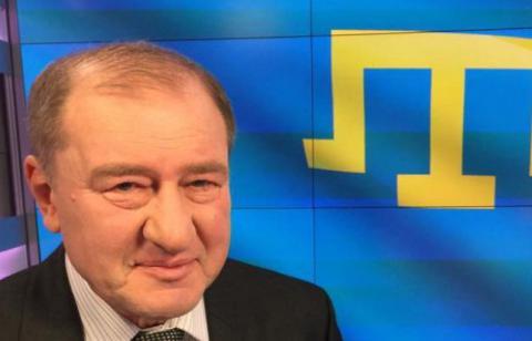 Умеров відмовляється їхати з Криму