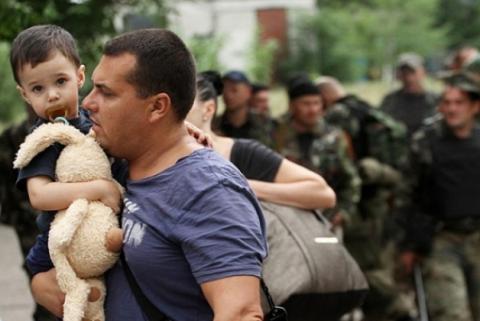 Київ недостатньо дбає про внутрішньо переміщених осіб - ООН