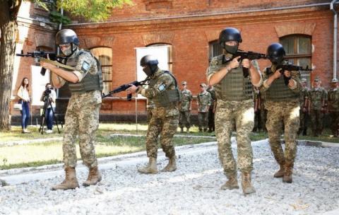 В Одесі відкрили комплекс для тренування розвідників