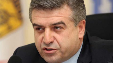"""Колишній топ-менеджер """"Газпрому"""" очолив уряд Вірменії"""