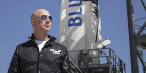 Джефф Безос пообіцяв до 2020 року розробити велику ракету, призначену для доставки людей і вантажів у  космос