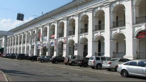 У Гостинному дворі на Контрактовій площі буде театр і музей історії Києва