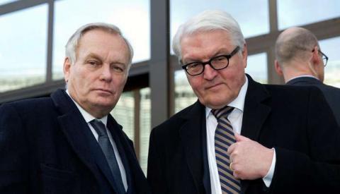 Франція та Німеччина відмовляються визнавати вибори в Криму
