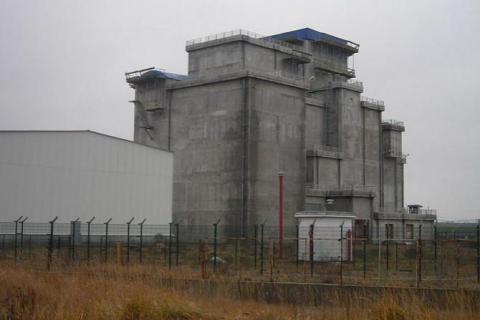 Сховище відпрацьованого ядерного палива побудують за 1,5 роки