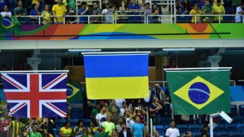На Паралімпіаді в Ріо збірна України побила свій історичний рекорд